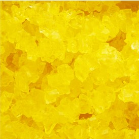 Rock Candy Crystal Strings - Lemon Yellow 1LB