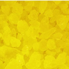 Rock Candy Crystals - Lemon Yellow 1LB