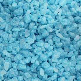 Rock Candy Crystals - Light Blue Cotton Candy 1LB