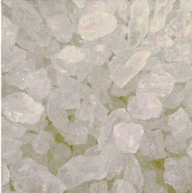 Rock Candy Crystals - White 1LB