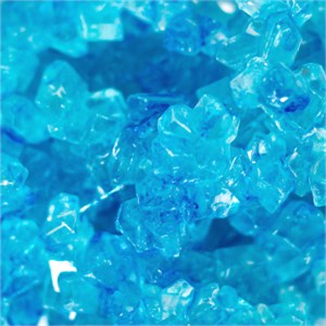 Rock Candy Strings - Blue Raspberry 1LB