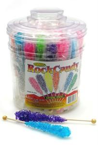 Rock Candy Crystal Sticks