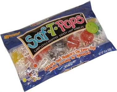 Saf-T-Pops 12oz (sold out)
