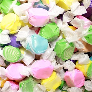 Spring Mix Salt Water Taffy - 3LB