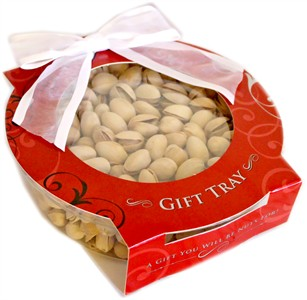 Pistachios Lightly Salted Gift Tray - 14oz. (Sold Out)