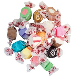 Bulk Taffy, Salt Water Taffy Candy