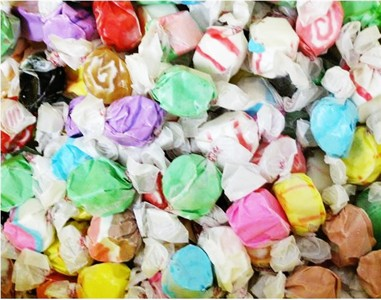 SALT WATER TAFFY MIX  5lb (Sold Out)