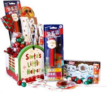 Santa's Little Helper in Wooden Mailbox (Sold Out)