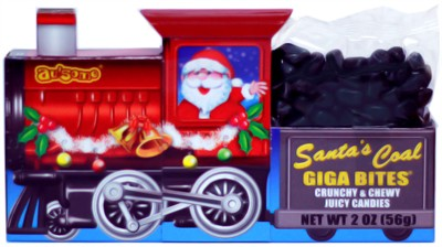 Santa's North Pole Coal Gigabites 2oz.