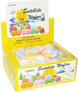 Satellite Wafers 240ct