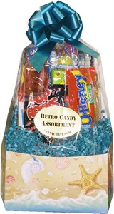 Sea Shell Candy Gift Basket (DISCONTINUED)