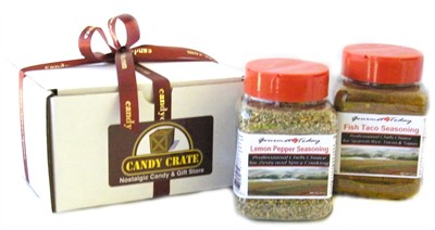 Seafood Seasoning Gift Set with FREE Cook Book (SOLD OUT)