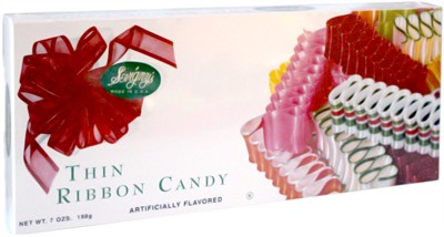 Thin Ribbon Candy 7oz. Box
