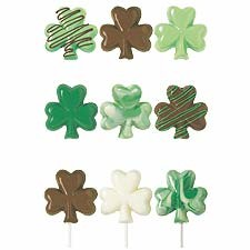 Shamrock Lollipop Mold (Sold Out)