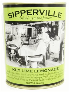 Sipperville Retro Key Lime Lemonade Drink Mix 8oz. (SOLD OUT)