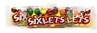 Sixlets Snack Packs Bulk 5LB