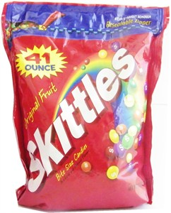 Skittles Candy from Mars 54oz. Bag (sold out)