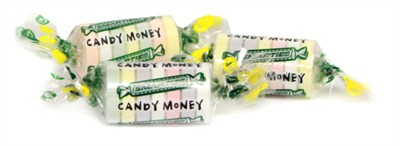 Smarties Money Rolls 5LB