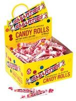 Smarties Assorted Flavors Candy Rolls 72ct. (DISCONTINUED)