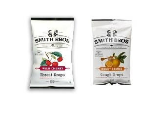 Smith Brothers Cough Drops 30ct Bag