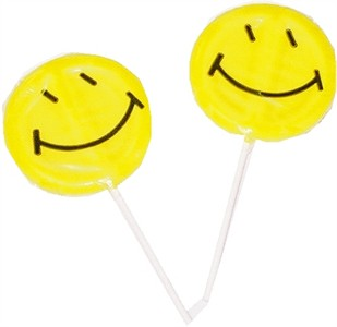 "Smiley Pops 3"" 60 ct (discontinued)"