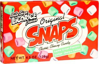 Snaps Licorice