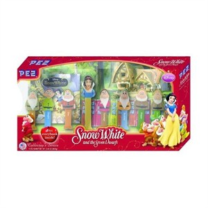 Snow White and the Seven Dwarfs Pez Collector's Set