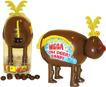 Oh Deer Mega Talking Reindeer Pooper (sold out)