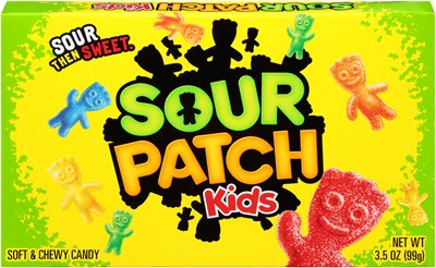 Sour Patch Kids Theatre Box 3.5oz
