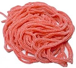 Sour Laces - Strawberry 2LB