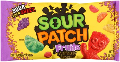 Sour Patch Fruits - 2ct.