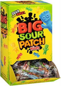 Sour Patch Kids 240ct.