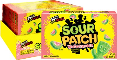 Sour Patch Watermelon Theater Size 12ct.