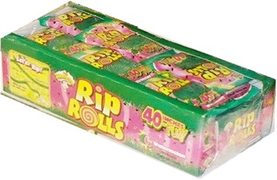 Sour Rip Rolls 24ct (DISCONTINUED)