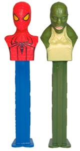 Spiderman PEZ Dispensers 12ct.