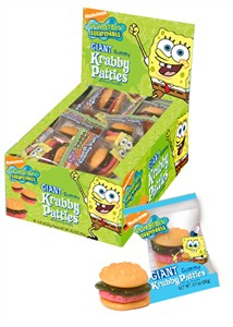 Spongebob Gummy Krabby Patties 36ct. (Sold Out)