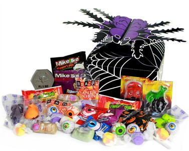 Spooky Spider Halloween Candy Box (Coming Soon)
