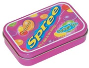 Spree Pocket Tin 1.6oz (DISCONTINUED)