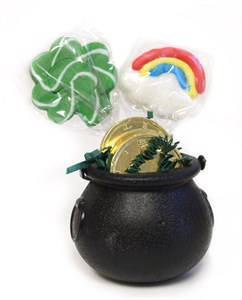 St. Patrick's Day Shamrock Pot O Gold Assortment (sold out)