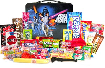 Star Wars - A New Hope - Retro Candy Filled Tin