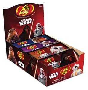 Star Wars Jelly Belly Jelly Beans 24ct.