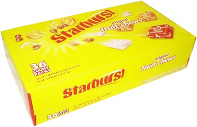 Starburst Original 36ct (Sold Out)