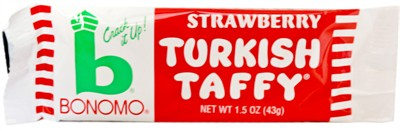 Bonomo Turkish Taffy - Strawberry - 2ct.