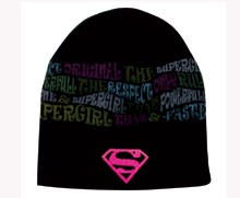 Supergirl Beanie (sold out)