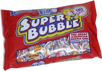 Super Bubble�  Bubble Gum 1lb (discontinued)