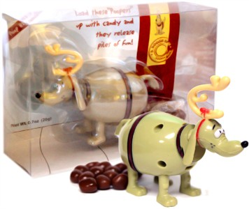 Doggie Deer Poopin Pet Candy Dispenser