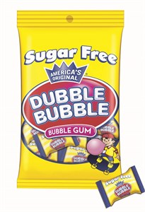 Sugar Free Dubble Bubble 3.25oz