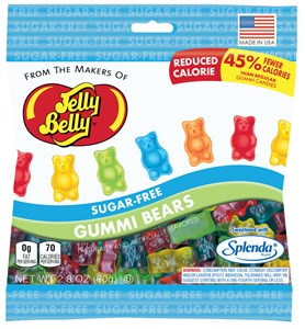 Sugar Free Gummi Bears 2.8oz (coming soon)