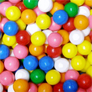 Sugar Free Gum Balls 5LB (coming soon)