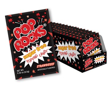 Sugar Free Pop Rocks 24ct.